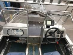 Продается моторная лодка Аллюр 4К 2011 г