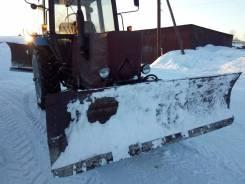 К МТЗ-82.1 оборудование для уборки снега