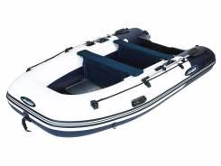 Лодка ПВХ Gladiator HD 430 AL оф. дилер Мототека