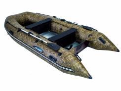 Лодка ПВХ Gladiator HD 350 AL CAMO оф. дилер !