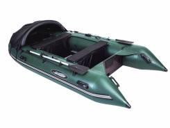 Лодка ПВХ Gladiator D 400 DP оф. дилер !