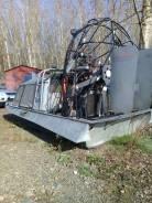 Pantera. длина 5,30м., двигатель стационарный, 330,00л.с., бензин
