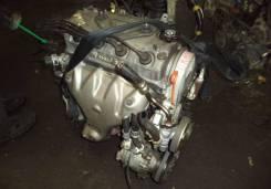 Двигатель в сборе. Honda: CR-X del Sol, HR-V, Civic Shuttle, Concerto, Civic, Civic Ferio, Domani, Partner Двигатели: B16A, D16A, D16W1, D16W5, D16A6...