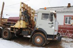 КамАЗ 5310, 1988