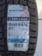 Kumho I'Zen KW22. зимние, под шипы, 2011 год, новый