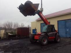 Manitou MLT 845-120, 2008