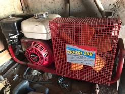 Продается компрессор для дайвинга с бензиновым двигателем