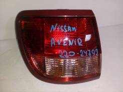 Стоп-сигнал. Nissan Avenir, W11 Двигатель QG18DE