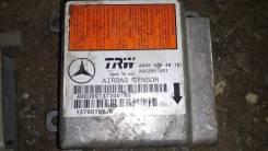 Блок SRS на Mercedes Benz ML-320
