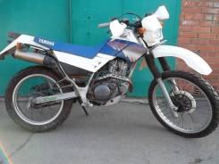 Yamaha Serow 225. В разбор без пробега по Р/Ф