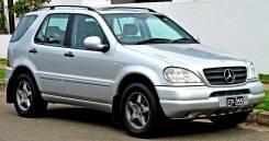 Mercedes-Benz ML-Class, 2001