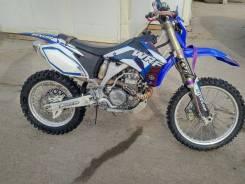 Yamaha WR 450, 2010