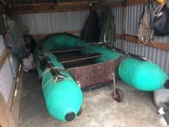 Продам лодку «Орион-25Н» без двигателя