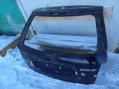 Крышка багажника. Mazda CX-7, ER, ER19, ER3P L3VDT, L5VE, R2AA