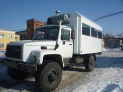 ГАЗ 33081, 2017
