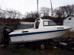 Продам катер Тohatsu Тriger TSC-23