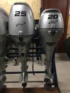 Продается лодочный мотор Honda 25