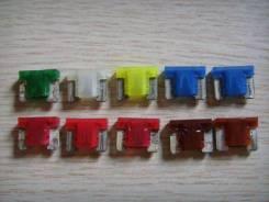 Предохранители комплект Toyota 7.5A, 10A, 15A, 20A, 25A, 30A