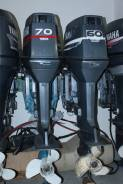 Лодочный мотор Ямаха 70 нога L продам без пробега только из Японии