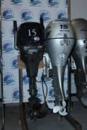 Лодочный мотор Тохацу 15 нога L без пробега только из Японии в отл сос