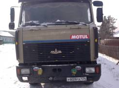 МАЗ 6422, 1992