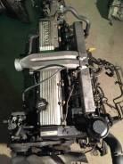 Двигатель в сборе. Toyota Land Cruiser, HZJ81 1HZ, 1HZZ