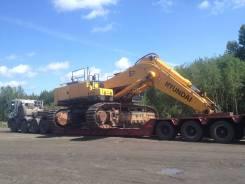 Перевозка негабарита до 200 тонн