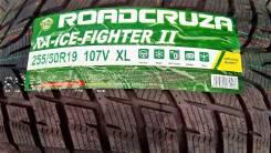 Roadcruza Ice-Fighter II. Зимние, без шипов, 2018 год, без износа, 2 шт