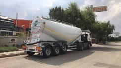 Nursan 35м3 цементовоз, 2017