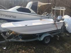 Лодка Бриз11 с мотором 10л/с