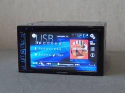 Carrozzeria FH-6100DVD Процессор DSP USB MP3 CD/DVD DivX AUX - Япония!