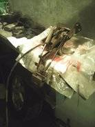 Педаль ручника. Toyota Camry, SV40