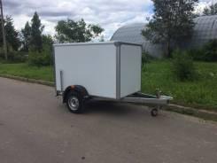Изотермический фургон, 2017