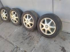 "Литьё + резина лето. Toyota Crown Royal Touring. 215/55 R16. 96V. x16"" 5x114.30. Под заказ"