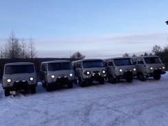 Аренда автомобиля УАЗ с водителем