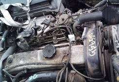 Двигатель в сборе. Mitsubishi Delica, P25W