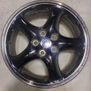Литые диски хром оригинал Mazda R17 5/114.3