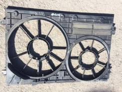 Диффузор. Volkswagen Tiguan, 5N1, 5N2 BWK, CAVA, CAWA, CAWB, CAXA, CBAB, CBBB, CCTA, CCZA, CCZB, CCZC, CCZD, CFFB, CFGB, CLJA, CTHA, TFSI