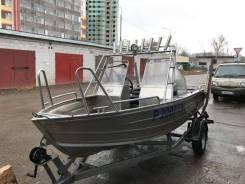Продается моторная лодка
