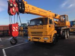 Галичанин КС-55713-1В. Продаю автокран галичанин 25 тонн, 11 700куб. см.