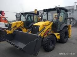New Holland B80B. Экскаватор погрузчик New Holland B80 с кондиционером, 1,20куб. м.