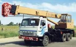 Услуги аренда Автокран 16 тн 22метра