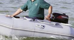 Продам лодочный мотор Tohatsu M5 BS