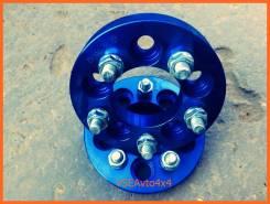 Проставки колесных дисков 5х100 - 25 мм/4 Бесплатная доставка