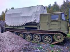 КМЗ АТС-59Г, 1980