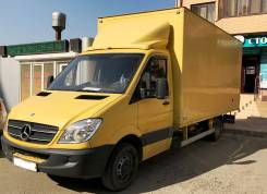 Mercedes-Benz Sprinter 515 CDI, 2008