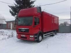 MAN. Подается грузовик фургон МАN в РФ 2 года, 10 000куб. см., 10 000кг., 4x2