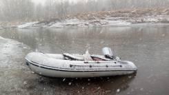 Продам лодку с НДНД Compas 380s (Компас)