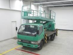 Mitsubishi Fuso Canter. Автовышка Mitsubishi Canter, 5 200куб. см., 15,00м. Под заказ