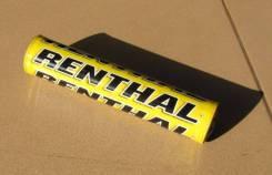 Подушка руля Renthal желтый